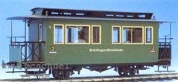 Spur 0e Umbausatz für Magic-Train Personenwagen, Messingätz- gehäuse mit Zurüstteilen - Weinert 2575  | günstig bestellen bei Weinert-Bauteile