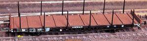Spur 0 2-a. Schienenwagen Smr 35, Messing-Ätzbausatz mit Gussteilen und Beschriftung - Weinert 2577  | günstig bestellen bei Weinert-Bauteile