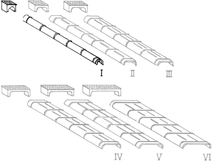 Spur 0 Blechkanäle Grösse 1, 10 Stück, Weissmetall - Weinert 28071  | günstig bestellen bei Weinert-Bauteile
