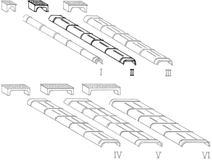 Spur 0 Blechkanäle Grösse 2, 10 Stück, Weissmetall - Weinert 28072  | günstig bestellen bei Weinert-Bauteile