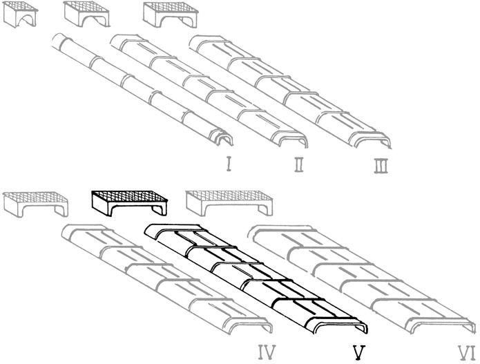 Spur 0 Blechkanäle Grösse 5, 10 Stück, Weissmetall - Weinert 28075  | günstig bestellen bei Weinert-Bauteile