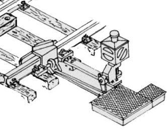 Spur 0 Gleissperre - Weinert 2826  | günstig bestellen bei Weinert-Bauteile