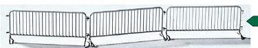 Spur 1 Absperrgitter, 7 Stück - Weinert 2909  | günstig bestellen bei Weinert-Bauteile