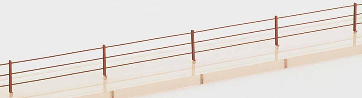 Spur 1  Zaun aus Blechprofilen - Weinert 2924   | günstig bestellen bei Weinert-Bauteile