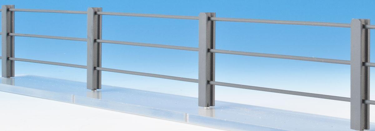 Spur 1  Zaun aus Schienenprofilen - Weinert 2925   | günstig bestellen bei Weinert-Bauteile