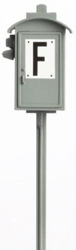 Spur 1 Fernsprechkasten - Weinert 2928   | günstig bestellen bei Weinert-Bauteile
