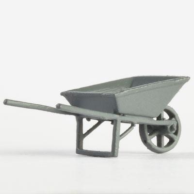 H0 Schubkarre klein, Bausatz - Weinert 32084  | günstig bestellen bei Weinert-Bauteile