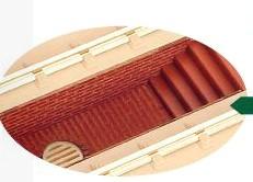 N Ziegelwände + Ziegelboden für Untersuchungsgrube 662-NB56F - Weinert 6979  | günstig bestellen bei Weinert-Bauteile