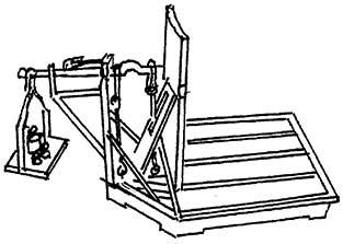 H0 Getreidewaage für Ep.1-4, Weissmetall-Messingguss, Bausatz - Weinert 3241  | günstig bestellen bei Weinert-Bauteile