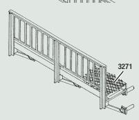 1:87 Brückenlaufweg, 2 Stück, 195x9mm-Weinert 3271  | günstig bestellen bei Weinert-Bauteile