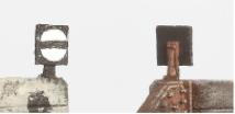 1:87 Signalschilder für Prellbock, 2 Stück - Weinert 3282  | günstig bestellen bei Weinert-Bauteile