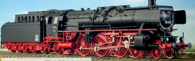 DB Ep.3 BR 01.10 Altbau mit Kohletender - Weinert 40091 - mit NEM-Radsätzen + Faulhaber-Motor | günstig bestellen bei Weinert-Bauteile