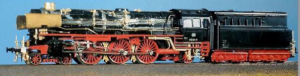 DB BR 01.10 – Umbausatz für Märklin BR 01.10 – Weinert 4014  | günstig bestellen bei Weinert-Bauteile