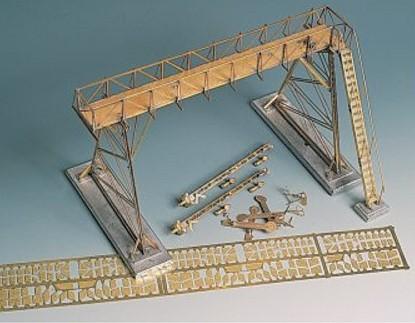1:87 Signalbrücke für Formsignale - Weinert 4015  - Bausatz | günstig bestellen bei Weinert-Bauteile