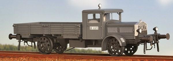 Vomag GLR LKW, Komplettbausatz - Weinert 4063 - mit RP25 Radsätzen + Faulhaber-Motor | günstig bestellen bei Weinert-Bauteile
