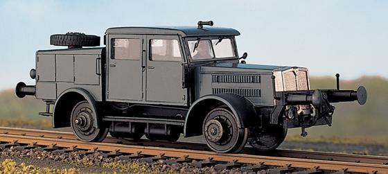 Faun ZRS, Komplettbausatz - Weinert 100096 - mit RP25 Radsätzen + Mabuchi-Motor | günstig bestellen bei Weinert-Bauteile