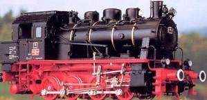 ELNA Typ 6, Bausatz mit Faulhaber-Motor - Weinert 4141  -  mit NEM-Radsätzen | günstig bestellen bei Weinert-Bauteile
