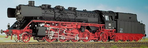 DB BR 41 mit Altbaukessel und Witte-Windleitblechen, Kohletender – Weinert 4169  - mit RP25-Radsätzen | günstig bestellen bei Weinert-Bauteile