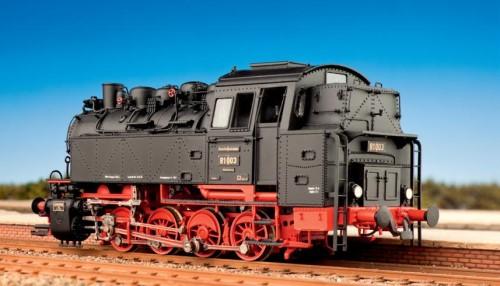 DB Ep.3 BR 81 - Komplettbausatz - Weinert 4195 - mit NEM-Radsätzen + Faulhaber-Motor | günstig bestellen bei Weinert-Bauteile