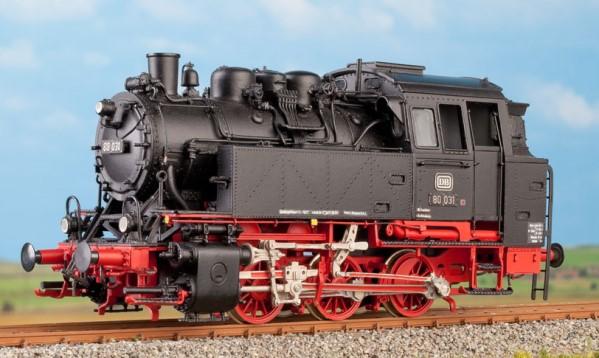 Mehr Details und Kaufen von DB BR 80 - Komplettbausatz - Weinert 4224 - mit NEM-Radsätzen + Faulhaber-Motor   günstig bestellen bei Weinert-Bauteile