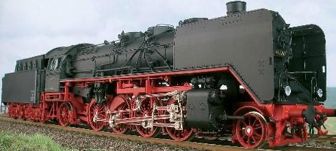 DRG, DR und DB BR 41 mit Altbaukessel und Wagner-Windleitblechen, Kohletender T34 – Weinert 4241 - Komplettbausatz mit NEM-Radsätzen | günstig bestellen bei Weinert-Bauteile