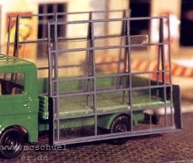 1:87 Glaseraufbau für Pritschenwagen- Weinert 4311  | günstig bestellen bei Weinert-Bauteile