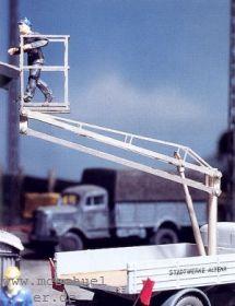 1:87 Ruthmann Steiger-Aufbau für beliebige Fahrzeuge, funktionsfähig - Weinert 4317  | günstig bestellen bei Weinert-Bauteile