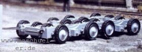 1:87 Culemeyer-Straßenroller, Baujahr 1937 für Güterwagen. und Schwertransport- Weinert 4319  | günstig bestellen bei Weinert-Bauteile