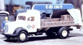1:87 Getränkewagen-Aufbau Afri Cola für Brekina Pritsche MB L 311 - Weinert 4329  | günstig bestellen bei Weinert-Bauteile