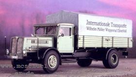 1:87 Faun L7,Baujahr ab 1949, Pritschen-Planen-LKW - Weinert 4345  | günstig bestellen bei Weinert-Bauteile
