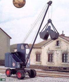 1:87 Fuchs Hilfsbekohlungskran - Weinert 4347  | günstig bestellen bei Weinert-Bauteile