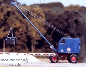 1:87 Fuchs 300 Universal-Autobagger der 50er Jahre - Weinert 4348  | günstig bestellen bei Weinert-Bauteile