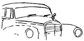 1:87 Scheibenwischer für PKW, Spiegel und Mercedessterne- Weinert 4358  | günstig bestellen bei Weinert-Bauteile