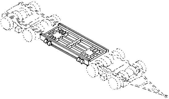 1:87 Zwischengestell Cullemeyer Straßenroller f. Regelverkehr, - Weinert 4368  | günstig bestellen bei Weinert-Bauteile