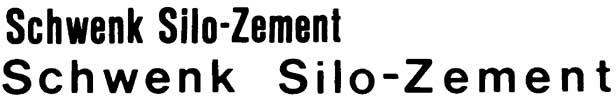 1:87 Beschriftung Schwenk-Zement für LKW und Anhänger - Weinert 4387  | günstig bestellen bei Weinert-Bauteile