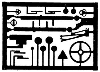 1:87 Beschriftung Kruppringe, 2 Stück geätzt - Weinert 4408  | günstig bestellen bei Weinert-Bauteile