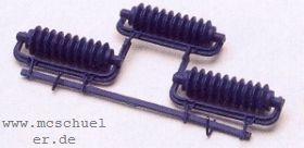 1:87 Ringelwalze,3-teilig - Weinert 4444  | günstig bestellen bei Weinert-Bauteile