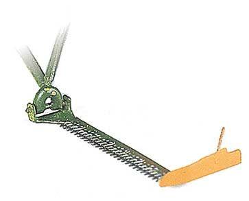 1:87 Grasmähbalken zum Anbau an Traktoren- Weinert 4451  | günstig bestellen bei Weinert-Bauteile
