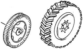 1:87 Schmale Hinterräder und Vorderräder für Ackerlanz, 1 Satz - Weinert 4458  | günstig bestellen bei Weinert-Bauteile