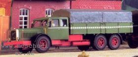 1:87 Henschel 36W3, Baujahr 1937, 3-achs. Schwerlastwagen mit Plane- Weinert 4500  | günstig bestellen bei Weinert-Bauteile