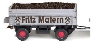 1:87 Anhänger für Büssing Kipper - Weinert 45002  | günstig bestellen bei Weinert-Bauteile