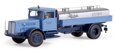 1:87 FAUN L7 mit Milchtank - Weinert 45015  - Komplettbausatz | günstig bestellen bei Weinert-Bauteile