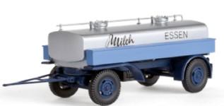 1:87 Anhänger, zweiachsig mit Milchtank - Weinert 45016  - Komplettbausatz | günstig bestellen bei Weinert-Bauteile
