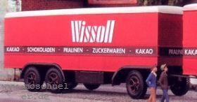 1:87 Anhänger 3-achs., Kofferaufbau (passend zu Krupp Titan 4504) - Weinert 4505  | günstig bestellen bei Weinert-Bauteile