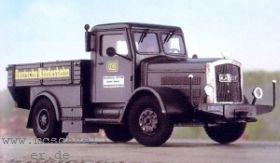1:87 Kaelble K 630 Z, Baujahr 1949-1950, 2-achsige Zugmaschine - Weinert 4511  | günstig bestellen bei Weinert-Bauteile