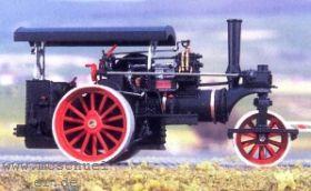 1:87 Henschel Heißdampf-Strassenwalze, mit Speichenrädern, Baujahr 1934 - Weinert 4519  | günstig bestellen bei Weinert-Bauteile