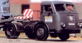1:87 Henschel Sattelzugmaschine mit kleiner Kabine - Weinert 4527  | günstig bestellen bei Weinert-Bauteile