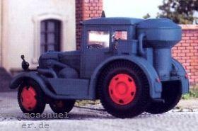 1:87 Lanz Bulldog mit Holzvergaser- Weinert 4529  | günstig bestellen bei Weinert-Bauteile