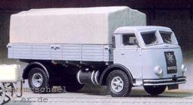 1:87 Henschel-LKW HS 120T Pritschenwagen, Baujahr 1959 - Weinert 4538  | günstig bestellen bei Weinert-Bauteile