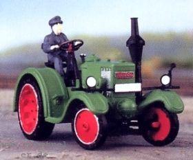 1:87 Lanz Verkehrsbulldog, Baujahr 1929, offene Ausführung mit kurzem Achsstand - Weinert 4540  | günstig bestellen bei Weinert-Bauteile